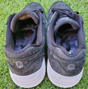 Puma Shoes - Puma A Bathing Ape R698 Black Camo Size 9